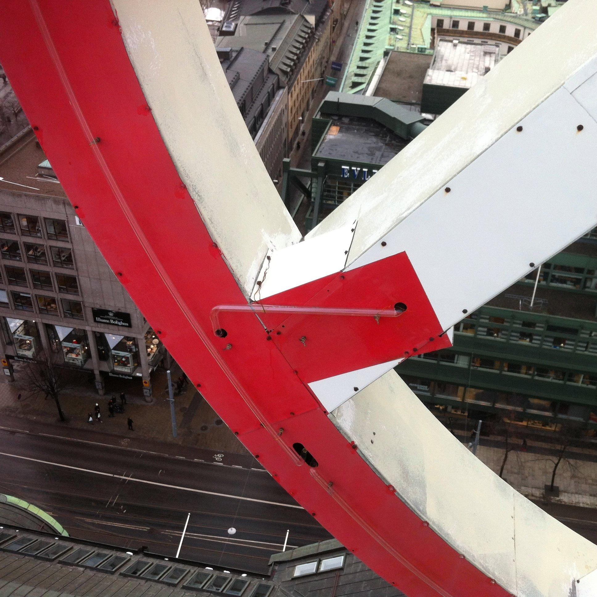 webbsida fnask rött hår nära Malmö