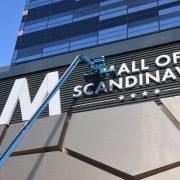 Skyltning Mall of Scandinavia