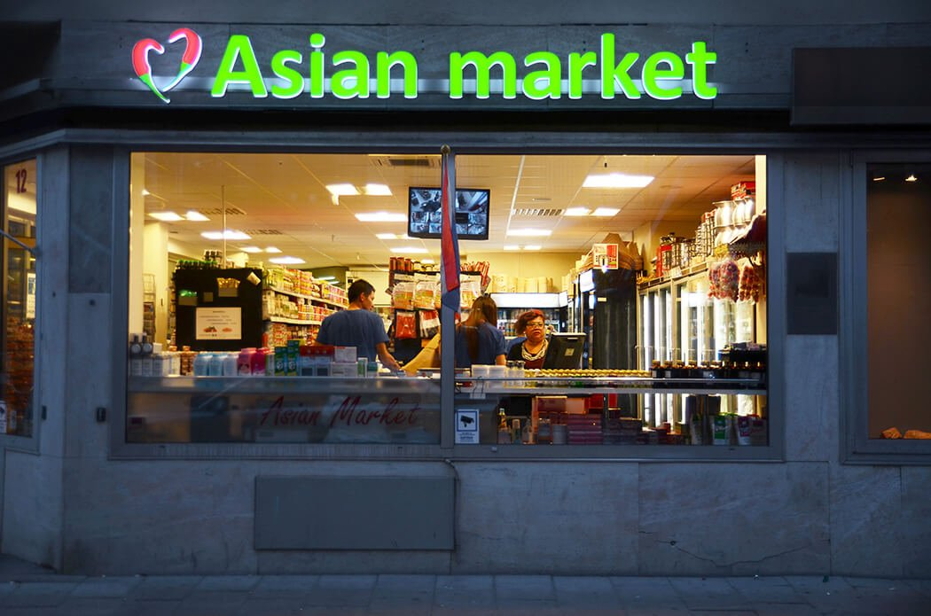 Asian Market 3